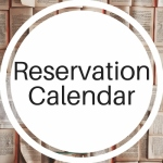 Reservation Calendar Button